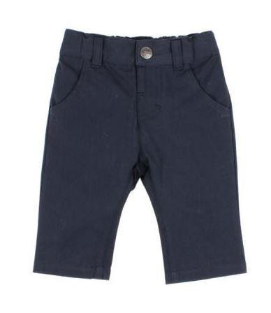 Bebe Carter Navy Pants - YS17-487