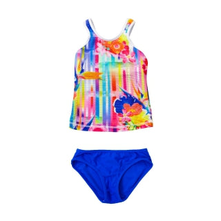 Seafolly Multi Summer Daze Singlet Bikini