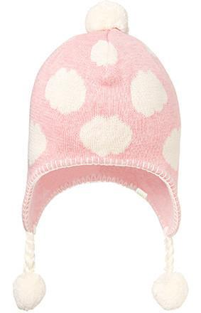 Toshi Organic Earmuff - Clouds - Blush - Sweet Thing Baby & Childrens Wear