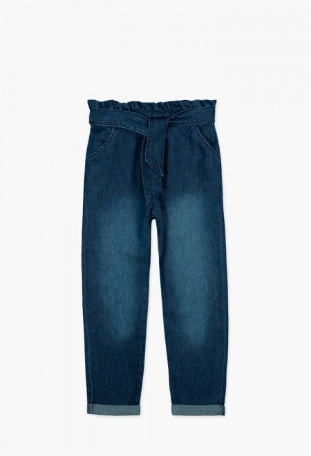 Boboli Denim Trousers