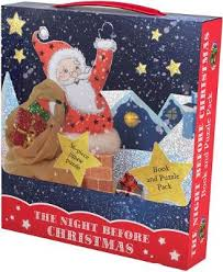 The Night Before Christmas-36 Piece  Jigsaw Puzzle