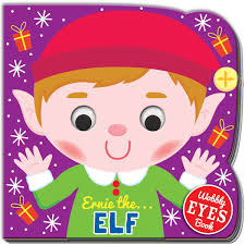 Wobble Eye Ernie The Elf