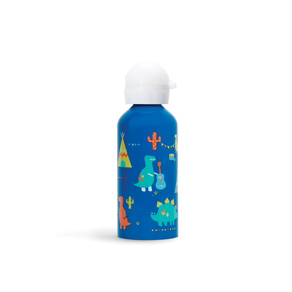 Penny Scallan Stainless Drink Bottle - Dino Rock
