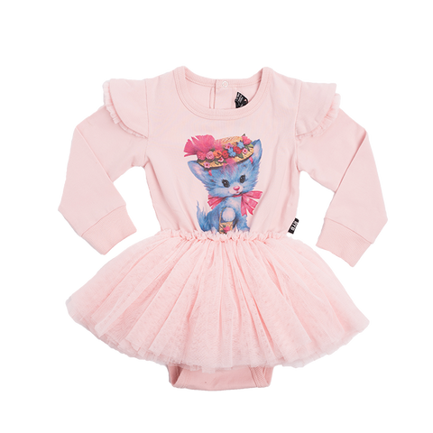 Rock Your Baby Come As You Are L/S Shirt - Red Tartan