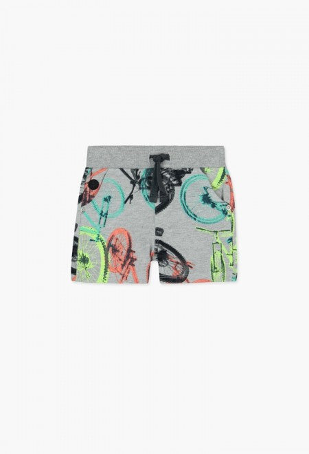 Boboli Fleece Bicycle Shorts