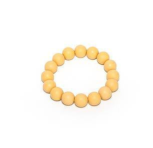 Gummy Wears Bracelet in Toffee (Yellow) - Sweet Thing Baby & Childrens Wear