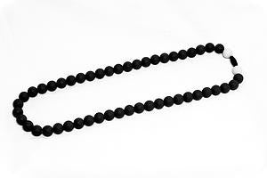 Gummy Wears Necklace in Licorice (Black) - Sweet Thing Baby & Childrens Wear