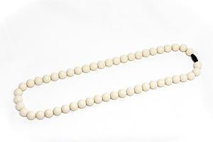 Gummy Wears Necklace in Vanilla (Ivory) - Sweet Thing Baby & Childrens Wear