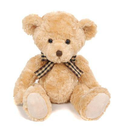 "Carte Blanche Cuddly 10""Thomas Honey Small Bear - Sweet Thing Baby & Childrens Wear"