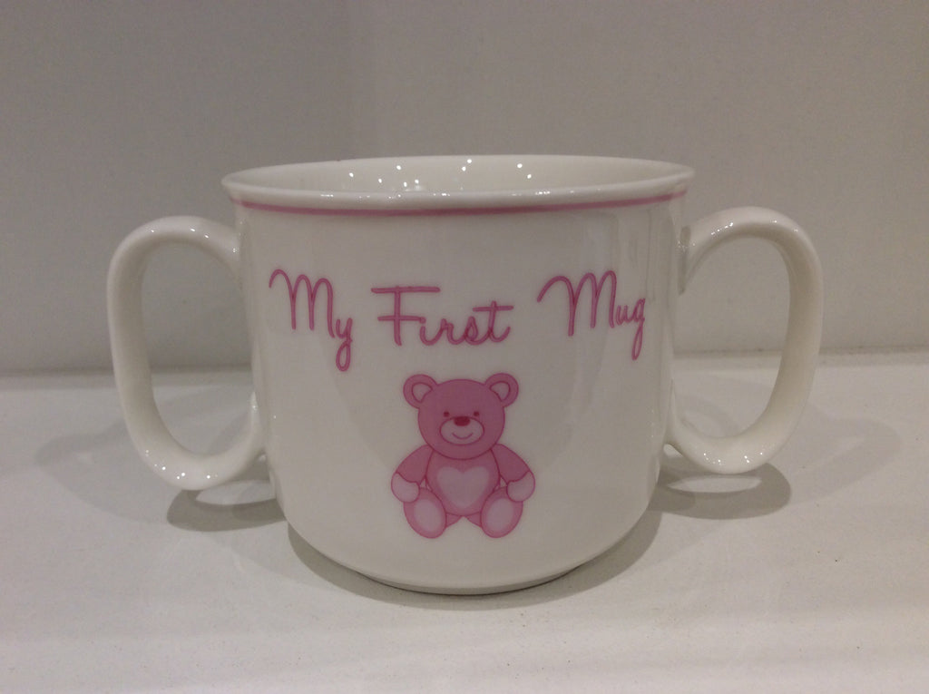 My First Handled Mug - Sweet Thing Baby & Childrens Wear
