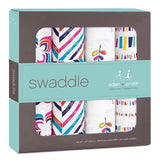 Aden & Anais-Flip-Side Swaddles - Sweet Thing Baby & Childrens Wear
