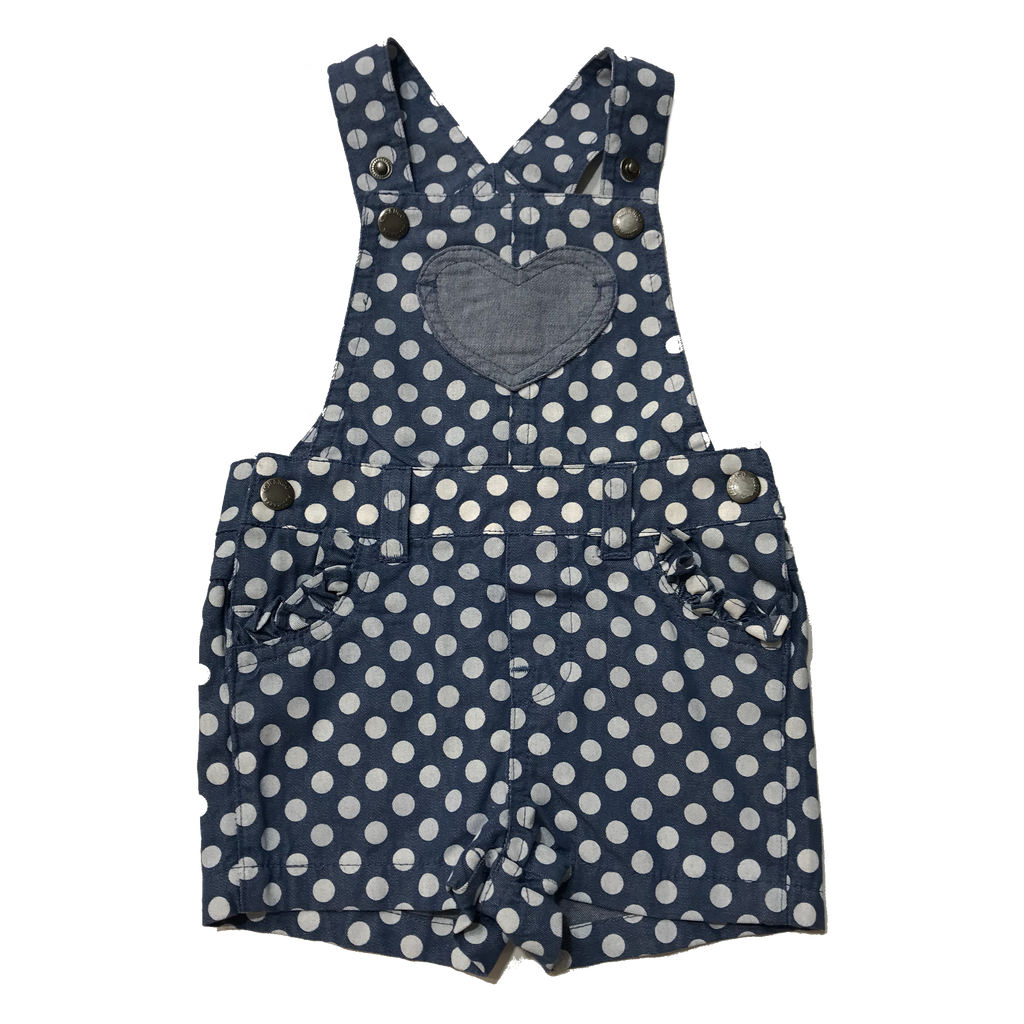 Korango Heart Playsuit - Dark