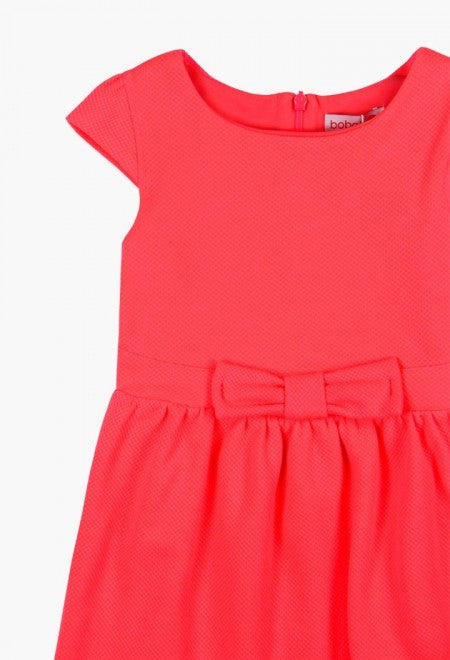 Boboli Knit Dress Fantasy