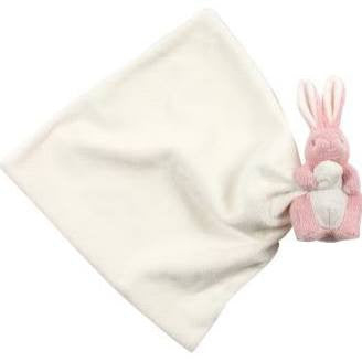 Bebe Pink Piper Animal Comforter - Bunny UW16-523 - Sweet Thing Baby & Childrens Wear