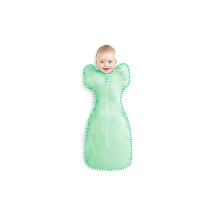 Love to Dream Summer Lite Love To Swaddle UP-Ice Green