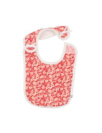Bebe Hattie Bib with Bows - Sweet Thing Baby & Childrens Wear