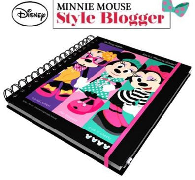 Minnie All In One Organiser/Journal - Sweet Thing Baby & Childrens Wear