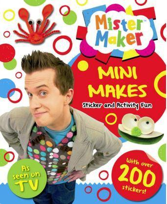 Mister Maker - Mini Makes Sticker and Activity Fun - Sweet Thing Baby & Childrens Wear