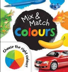 Mix & Match Colours Book - Sweet Thing Baby & Childrens Wear