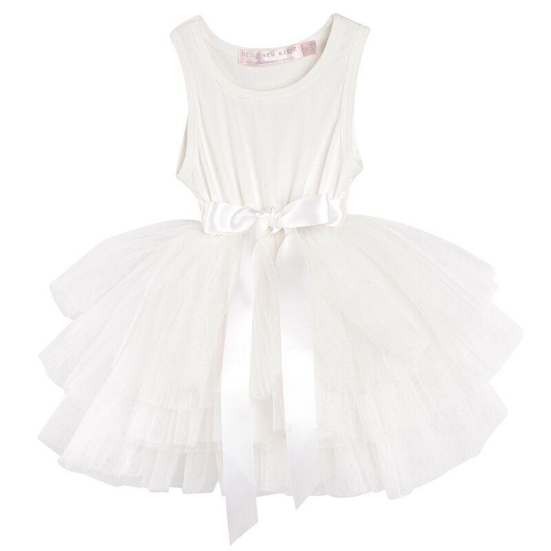 Designer Kidz My First Tutu in Ivory