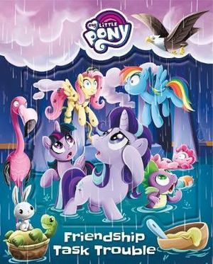 My Little Pony Friendship Task Trouble