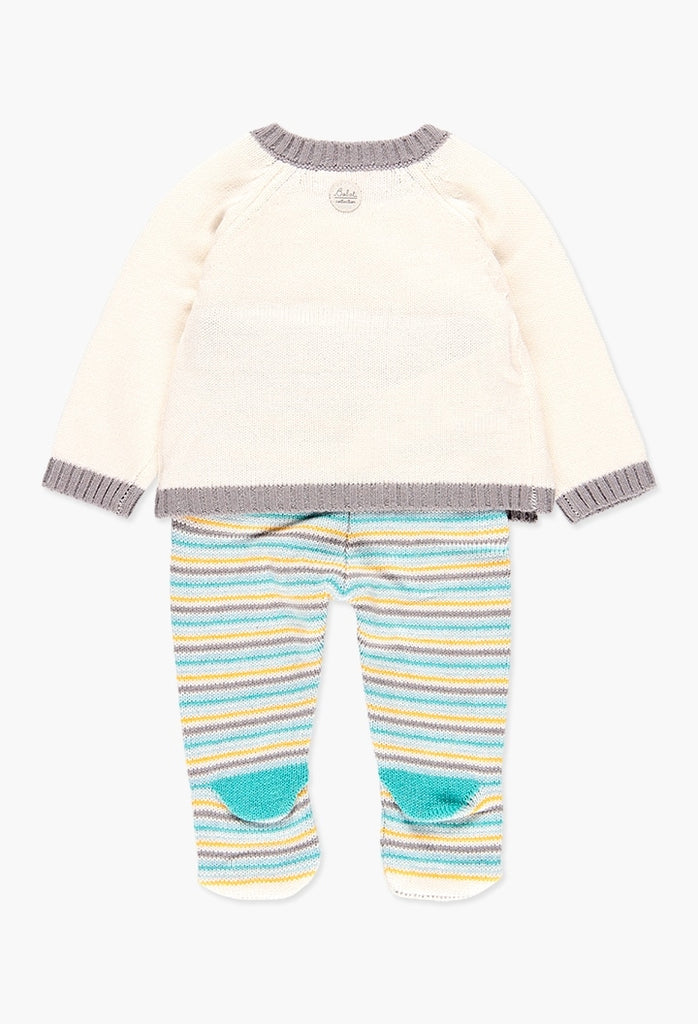 Boboli Pack Knitwear for Baby  (Size NB-6M)