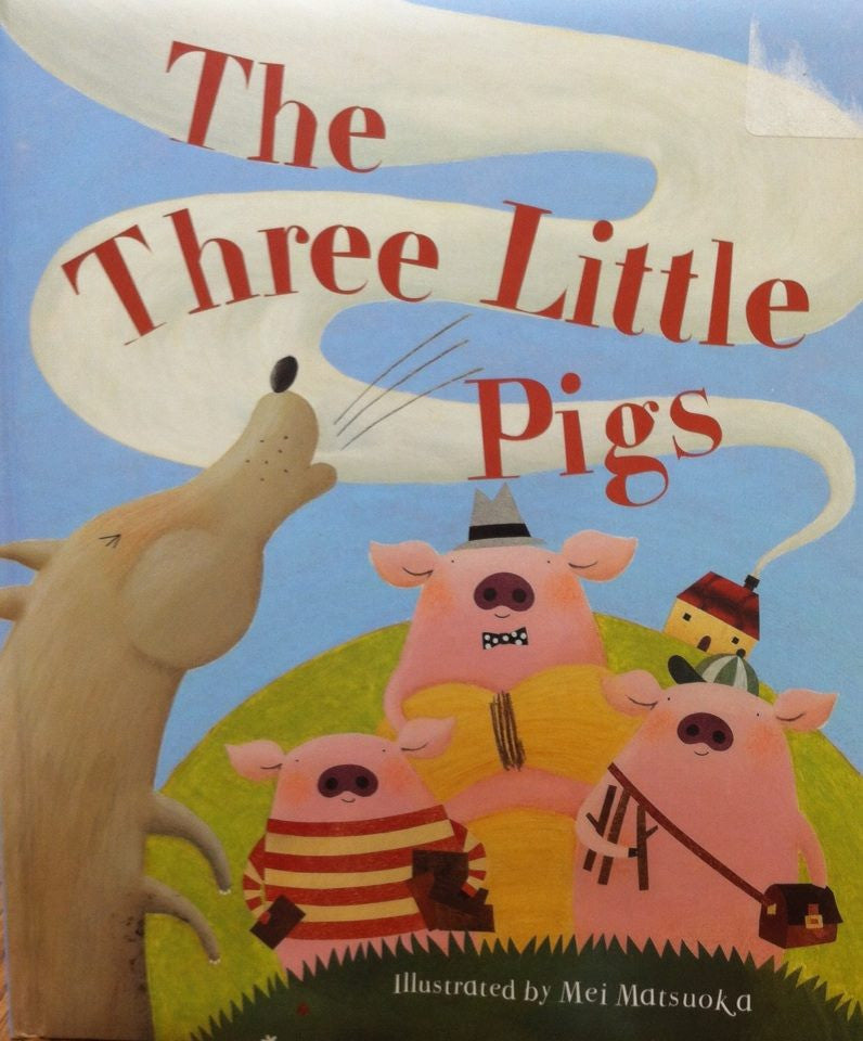 The Three Little Pigs picture book - Sweet Thing Baby & Childrens Wear