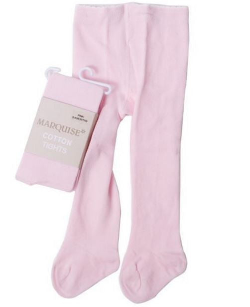 Marquise Pink Knitted Tights - Sweet Thing Baby & Childrens Wear