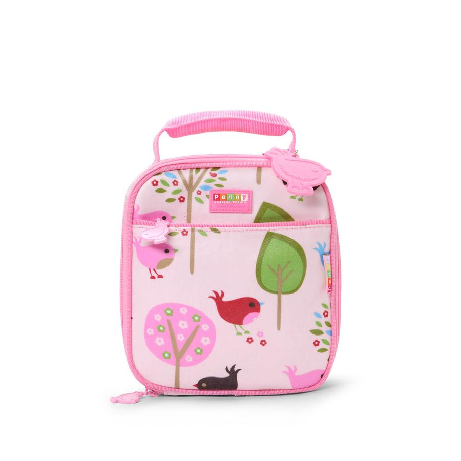 Penny Scallan School Lunch Box - Chirpy Bird