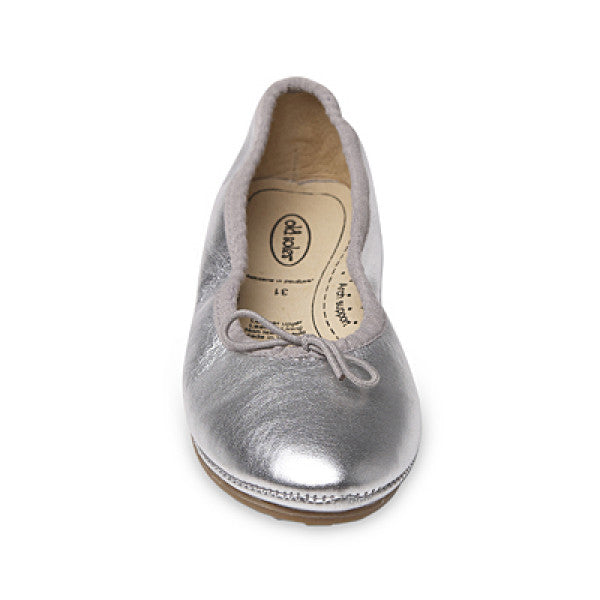 Old Soles Brulee Shoe in Silver