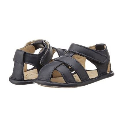 Old Soles Shore Sandal Navy - Sweet Thing Baby & Childrens Wear
