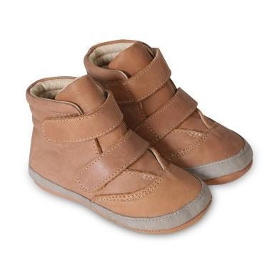 Old Soles Space Shoe Distressed Tan - Sweet Thing Baby & Childrens Wear