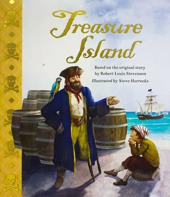 Treasure Island Picture Book - Sweet Thing Baby & Childrens Wear