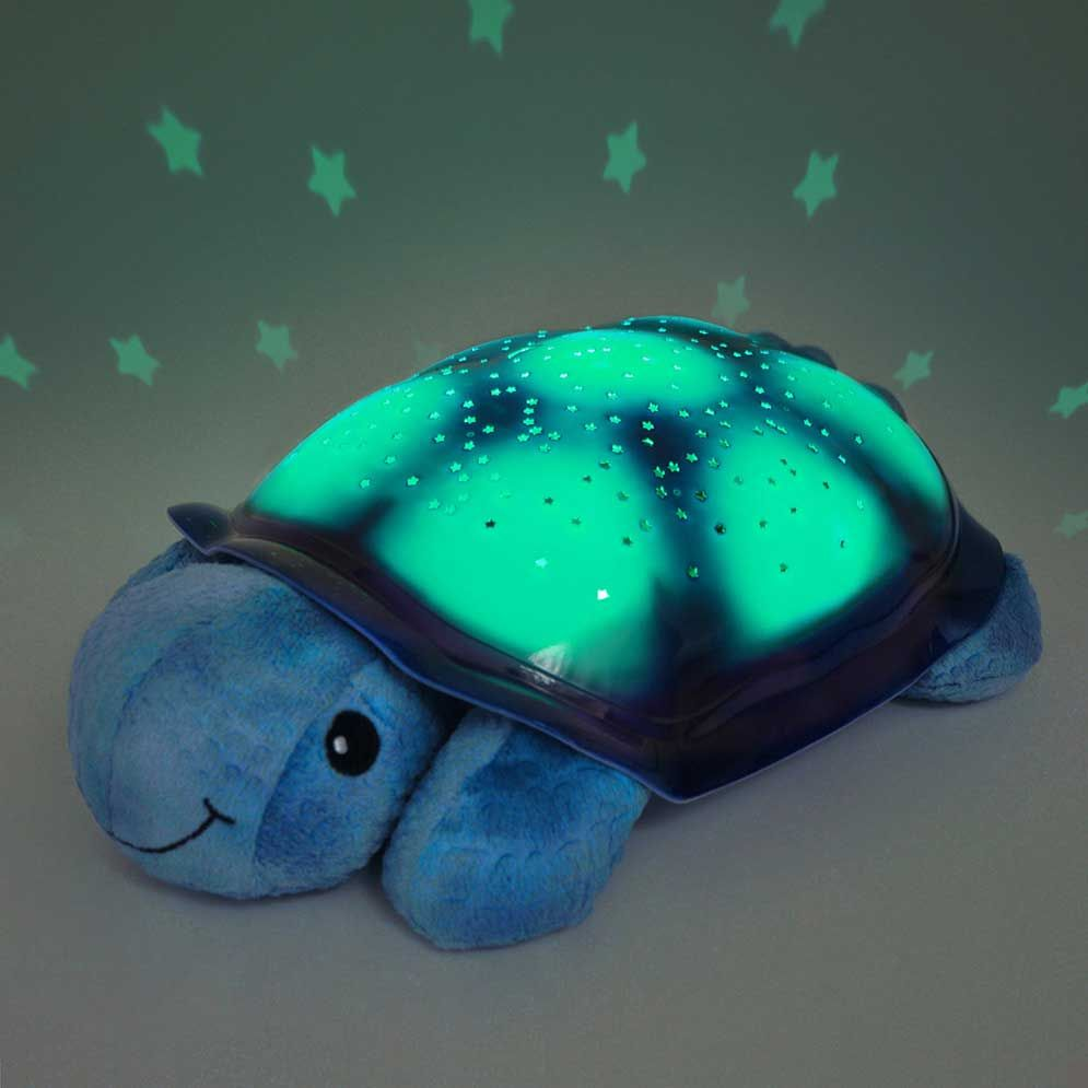 Cloud B Twilight Turtle in Blue