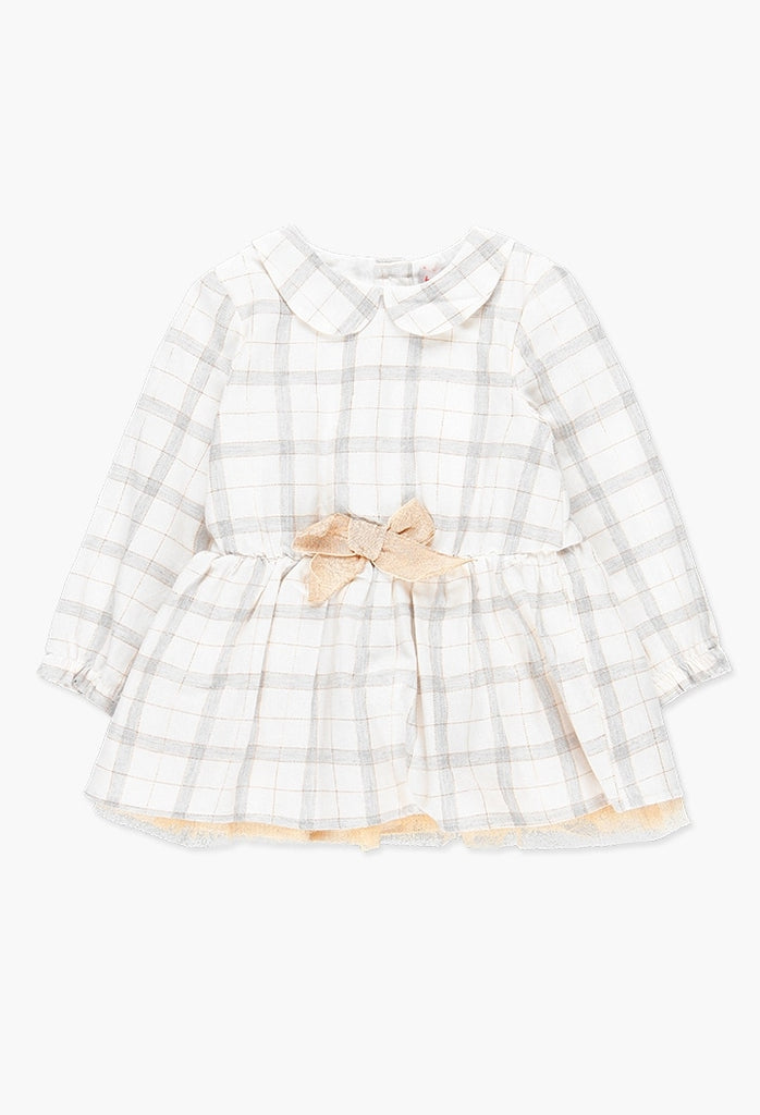 Boboli Viella dress for baby girl (Size 2-4)