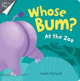 Whose Bum At the Zoo