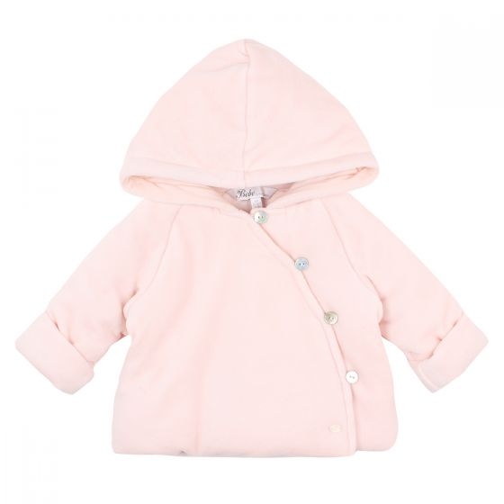 87a63d2d23cf Bebe Mimi Padded Jacket Pale Pink XW19233 – Sweet Thing Baby ...