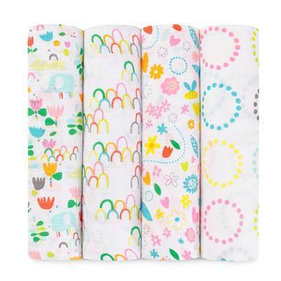 Aden & Anais- Classic Swaddles Zutano - Fairground - Sweet Thing Baby & Childrens Wear