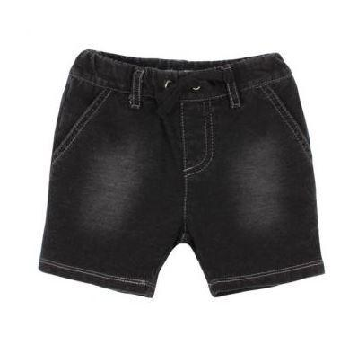 Fox & Finch Baby Zoology French Terry Denim Short RS17-5023 - Sweet Thing Baby & Childrens Wear