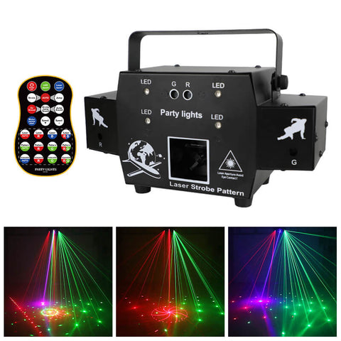 Image of Aircraft stage lights