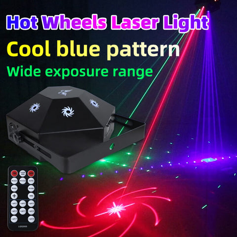 Image of Hot Wheels Laser Light