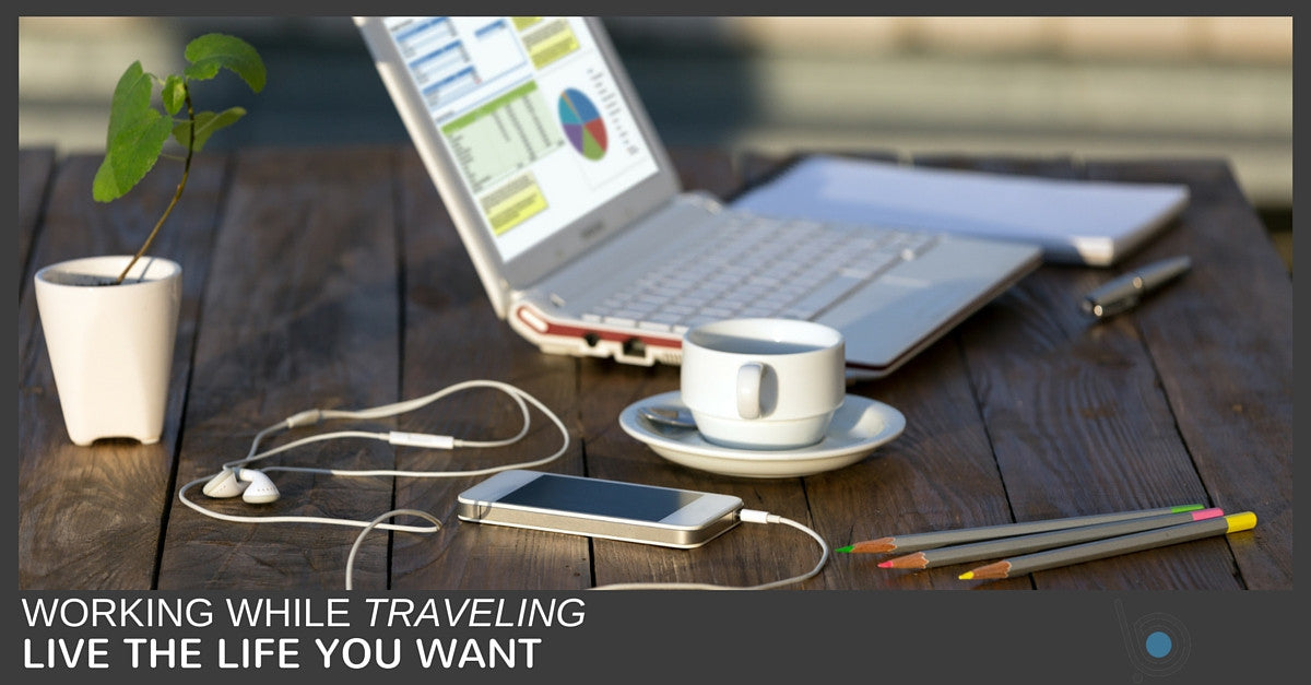 Working While Traveling: 6 Ways To Get It Done