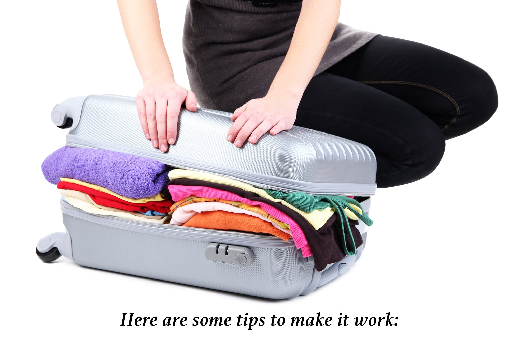Fold Or Roll How To Pack Your Travel Bag For Maximum Efficiency Hand Rolling Compressed Again While It Depends What Type Of Clothing Items Youre Bringing Folding Clothes Flat May Allow More Compression Overall