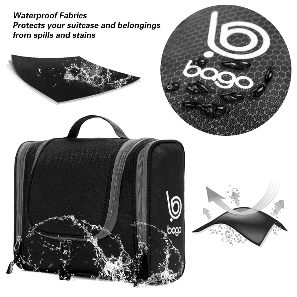 6f290f972563 Hanging Toiletry Bag - Use For Makeup