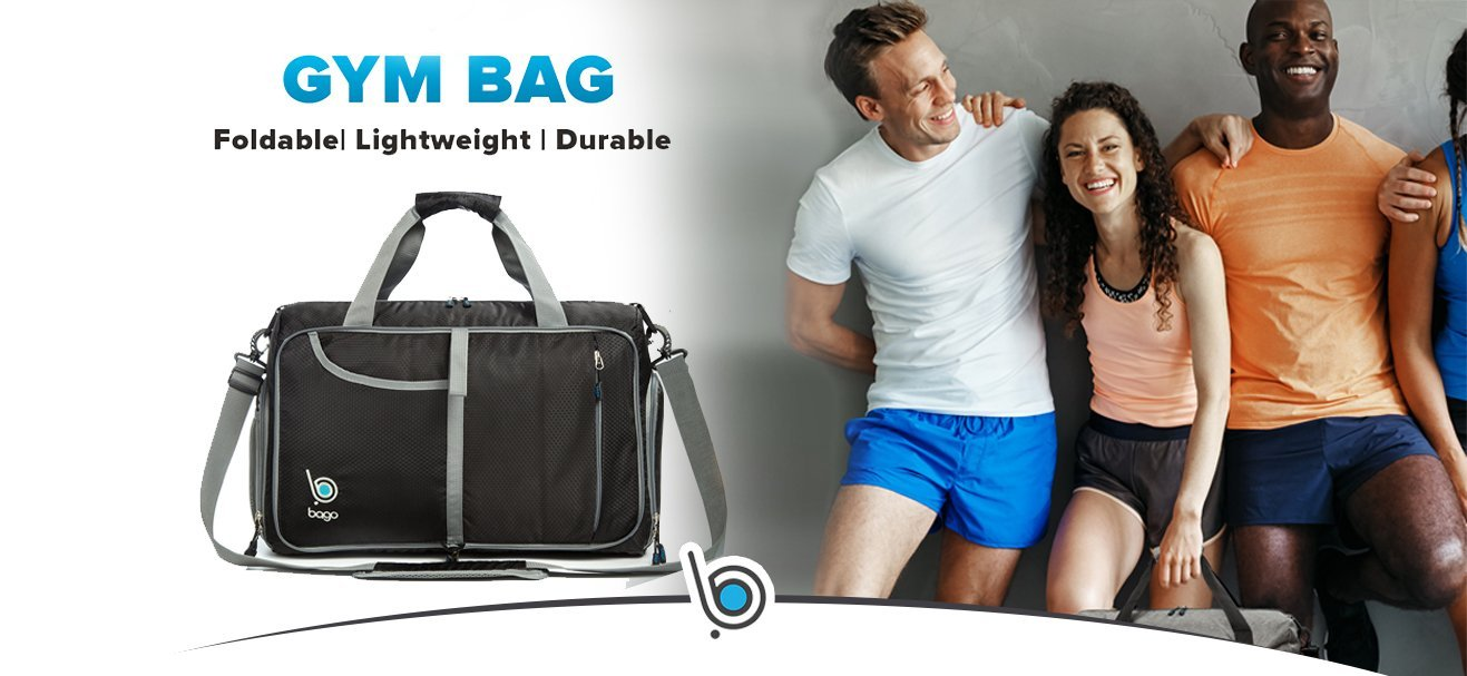 Small Duffle bag for men and women