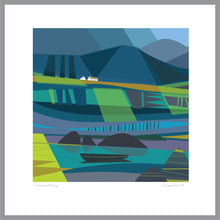 "Load image into Gallery viewer, ""CONNEMARA EVENING"" ART PRINT UNFRAMED"