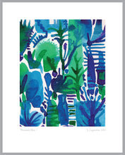 "Load image into Gallery viewer, ""MARRAKESH BLUE"" LIMITED EDITION ART PRINT"