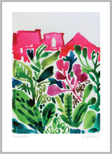 "Load image into Gallery viewer, ""MARRAKESH PINKS"" ART PRINT LIMITED EDITION UNFRAMED"