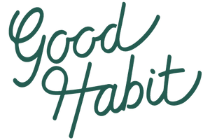 Good Habit Ice Cream Logo-Vegan-Dairy Free-Plant Based-Ice Cream