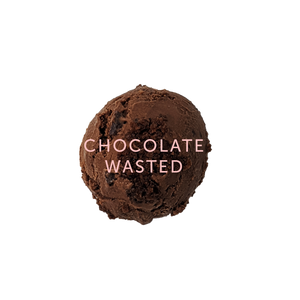 Chocolate Wasted | 475mL Tub